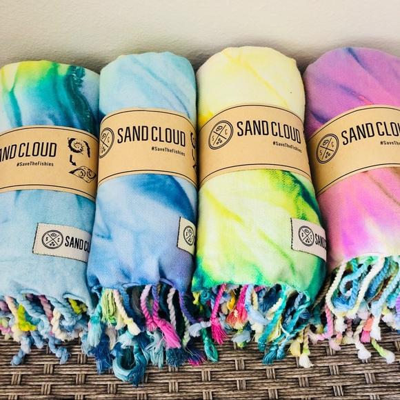 beach towels on sand. Sand Cloud Wanderlust Beach Towels - SAND FREE On